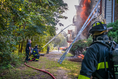 Lawrence, MA 3rd Alarm - 8 Diamond St - 9/16/18