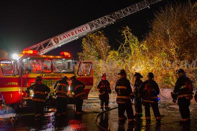 Lawrence, MA 2nd Alarm - 207 Marston St. - 11/10/14