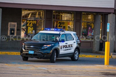 Lawrence, MA Suspicious Package - Plaza 114 on S Union St IFO Radio Shack - 5/6/15