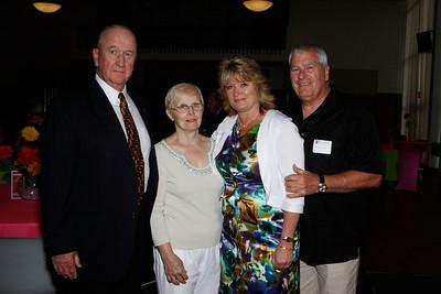 1960s Dinner Dance and Alumni Hall of Fame 2012