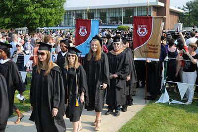 2013 College of Continuing Studies/Graduate Commencement