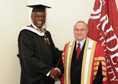 2014 College of Continuing Studies/Graduate Commencement