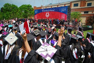 2015 Undergraduate Commencement
