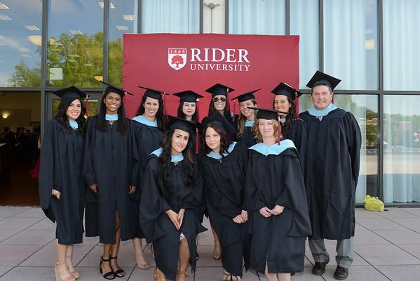 2016 Graduate and CCS Commencement