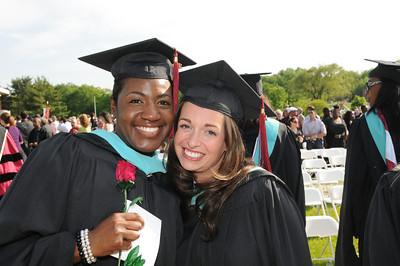 College of Continuing Studies / Graduate Commencement