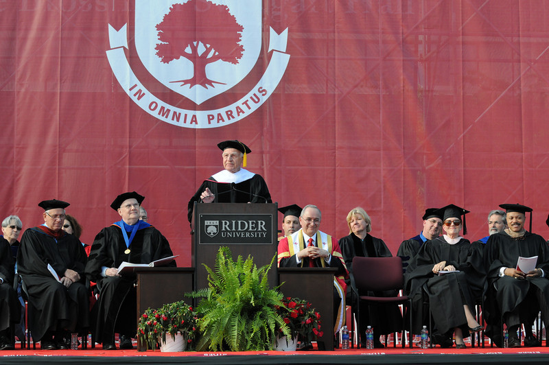 Class of 2012 Commencement