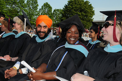 Graduate and CCS Commencement 2011