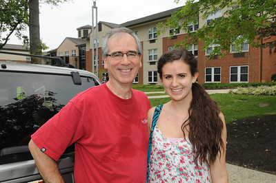 New Student Move-In  2012