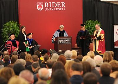 2010 Andrew J. Rider Scholars