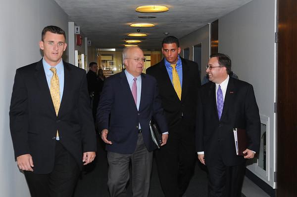 Rebovich Institute for New Jersey Politics Hosts Republican Strategist Karl Rove