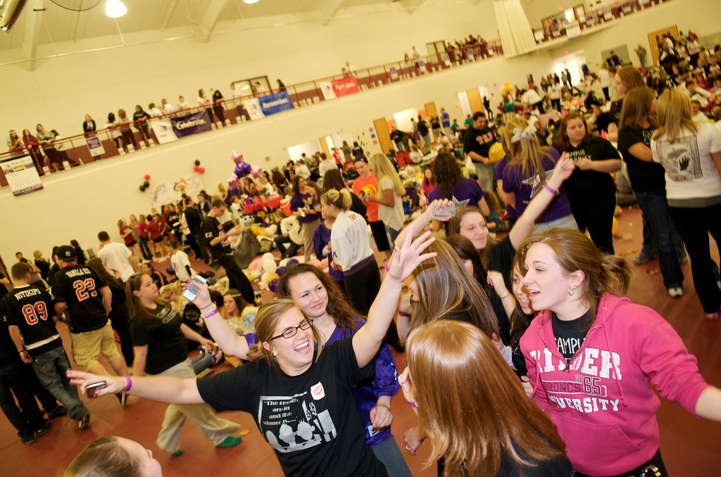 Relay For Life - American Cancer Society fund raiser