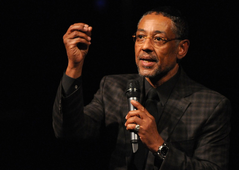 "Giancarlo Esposito played Gus Fring on AMC's ""Breaking Bad."""