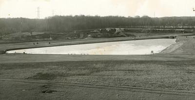 The creation of Centennial Lake.