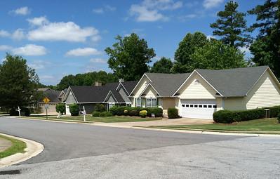 Lawrenceville Georgia Homes