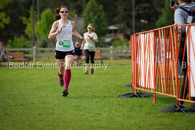 Finish 1st racer - 01:33:53