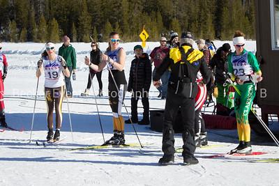 W's Nordic Team Sprint