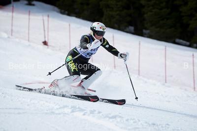 W's Slalom #2