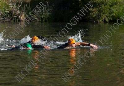 Deschutes Dash Saturday swim/bike