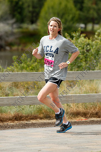 Happy Girl 5-26-13 Finish 5k 10k before first 1/2 marathon finisher