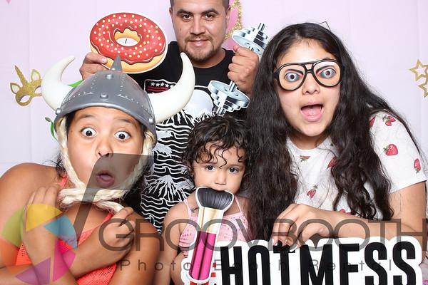 Layla & Mikey Jr. Birthday 2018