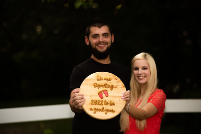 Laynie and Justin Preganancy Announcement-16