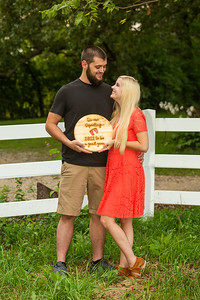 Laynie and Justin Preganancy Announcement-10