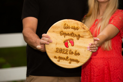 Laynie and Justin Preganancy Announcement-19