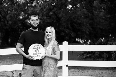 Laynie and Justin Preganancy Announcement-13