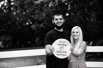 Laynie and Justin Preganancy Announcement-22