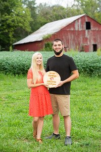 Laynie and Justin Preganancy Announcement