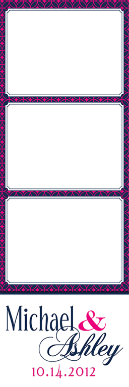 Geometric Circles - Black