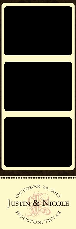 Peonies & Monograms