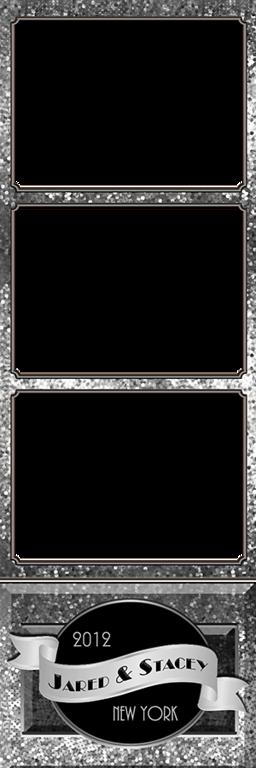 Glitterific - Silver