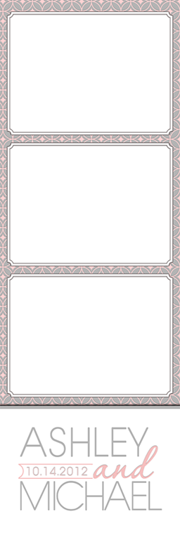 Geometric Circles - Gray