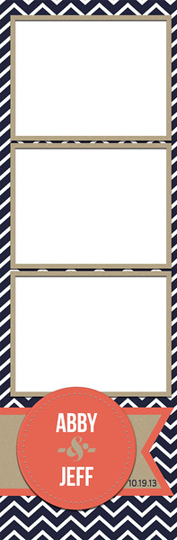 Diamond Collection Chevron 3UP