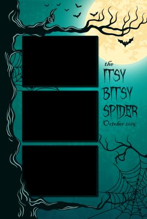 ItsyBitsySpider 4x6