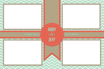 Diamond Collection 4x6 Chevron