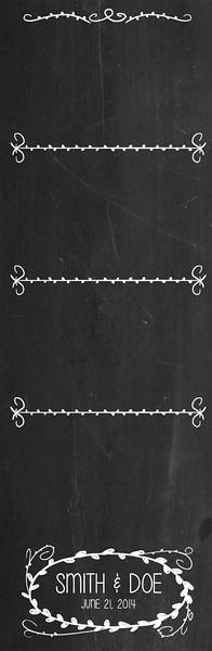 Chalkboard 4UP