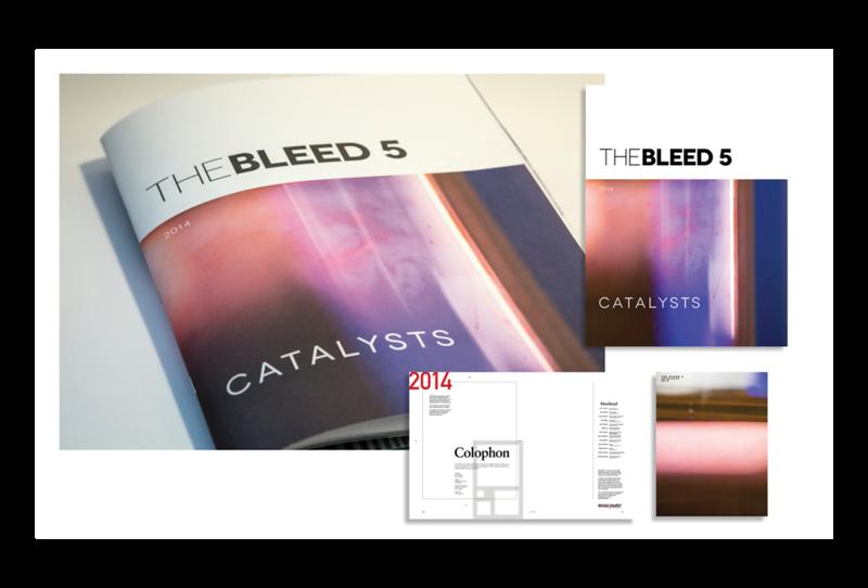 The Bleed magazine