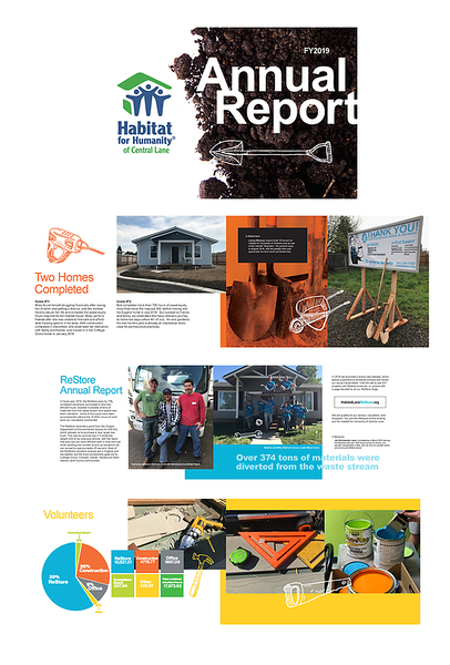 Habitat for Humanity 2019 Annual Report