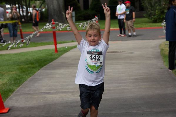 Layton Kids Triathlon 2015