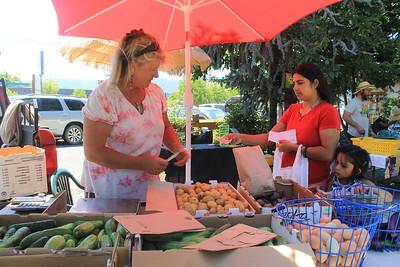 Laytonville Farmer's Market