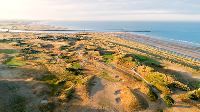 Laytown & Bettystown Golf Club  Parched earth -DJI_0797