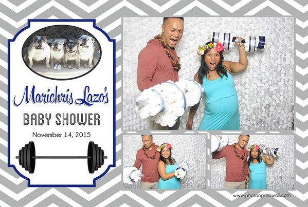 Lazo Baby Shower (Fusion Photo Booth)