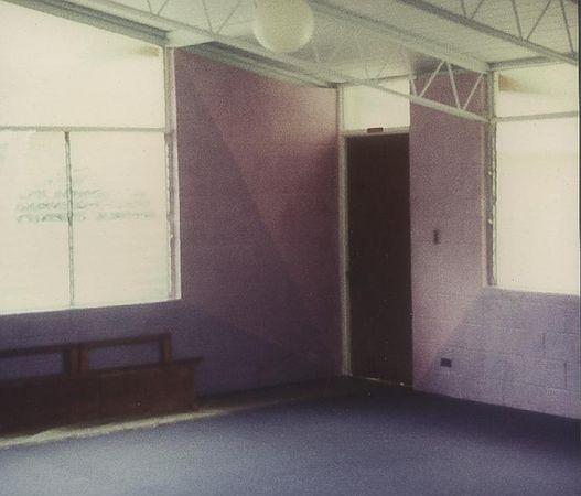 Honolulu Waldorf School, 1979, Hall