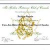 89 5343 Sasha SDHF Certificate July 31 2004