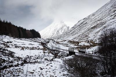 West Highland Way 2015