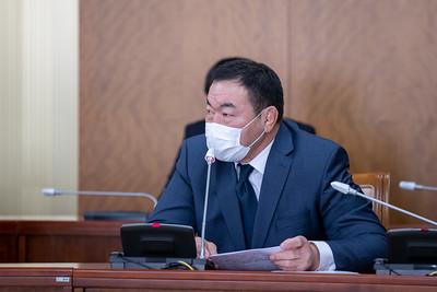 2021 оны хоёрдугаар сарын 10.   Оюутолгой ордын ашиглалтад Монгол Улсын эрх ашгийг хангуулах тухай УИХ-ын 2019 оны 92-р тогтоолын хэрэгжилтэд хяналт тавих Ажлын хэсэг байгуулах асуудлаар УИХ-ын гишүүд мэдээлэл хийлээ. ГЭРЭЛ ЗУРГИЙГ Б.БЯМБА-ОЧИР/MPA