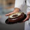 Dessert au chocolat - Belgique - Thème Alice au pays des merveilles