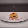 Dessert à l'assiette - Italie